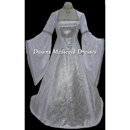 Pagan Wedding Dresses